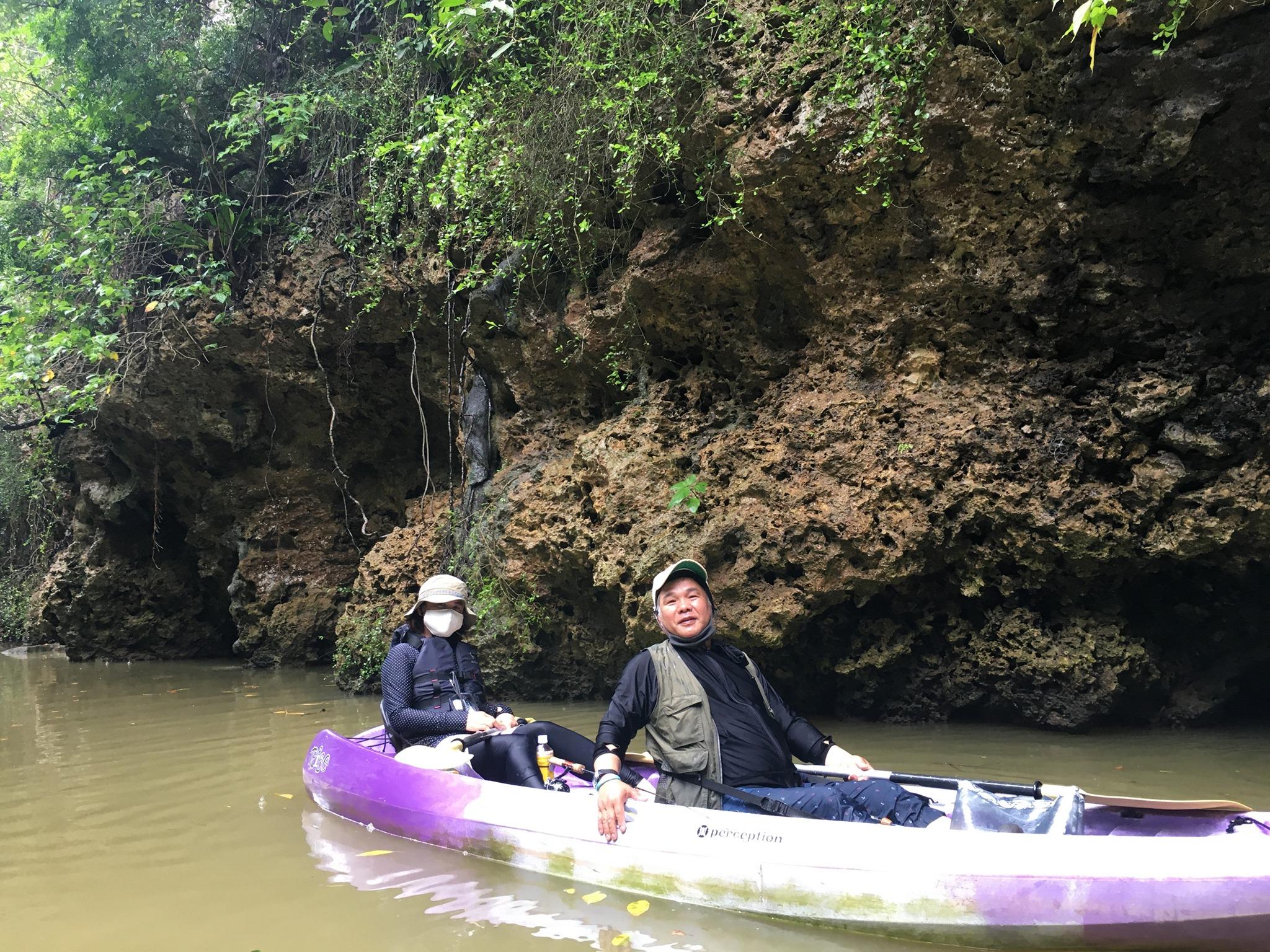 夫婦で石垣島でマングローブカヌー|また次回も!