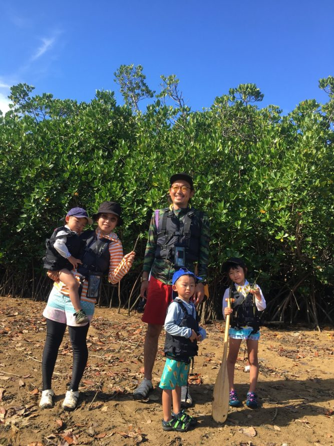 マングローブ上陸!石垣島の大自然