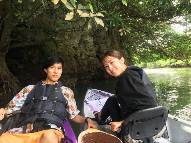 石垣島のマングローブカヌー|石垣島ガイドCHORO
